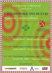 V Halinowskie Dni Muzyki