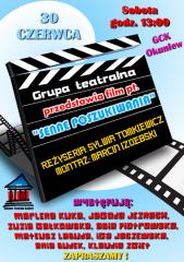 Seans filmu Grupy teatralnej - Senne Poszukiwania