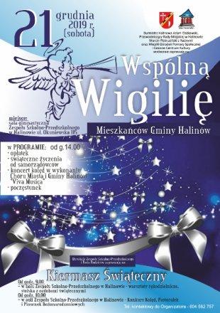 net-plakat-wigilia-i-kiermasz-21-grudnia-2019-halinow