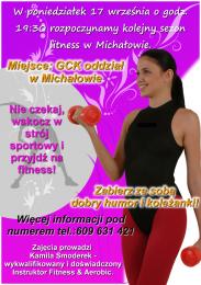 Zajęcia Fitness w Michałowie