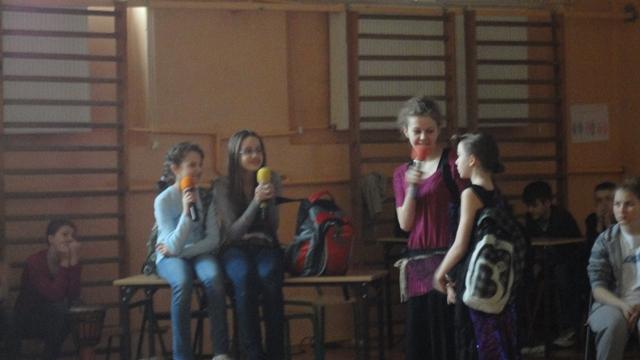 Klaudia Laskowska, Ania Budek, Iga Jaczewska, Jagoda Jeznach