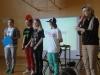 """Grupa teatralna w projekcie o """"Tolerancji"""""""