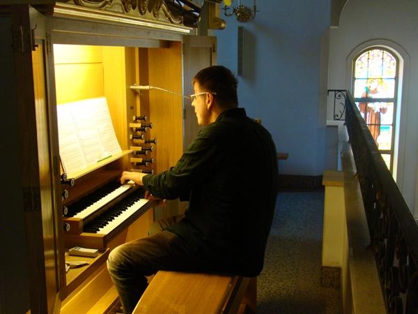 Koncert Organowy 2014 Długa Kościelna