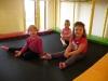 Mikołajki przedszkolaków w Centrum Swobodna Przestrzeń 2012
