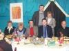 Spotkanie opłatkowe kół seniorów Halinów 2012