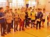 Turniej halowej piłki nożnej GCK w Okuniewie
