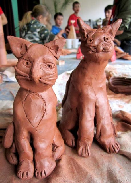 Warsztaty – Ceramika w GCK Okuniew