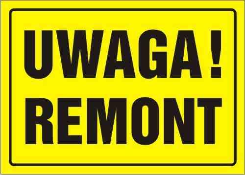 uwaga-remont-znak