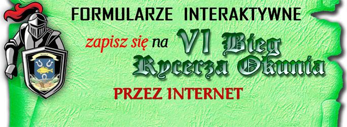 baner formularz interaktywny bez KLIKNIJ TUTAJ _ BIEG Okunia 2016
