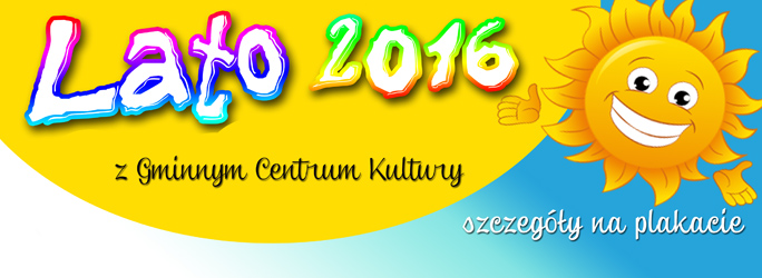 Lato 2016 z GCK