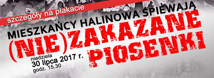 Mieszkańcy Halinowa śpiewają (nie)zakazane piosenki. Zapraszamy!