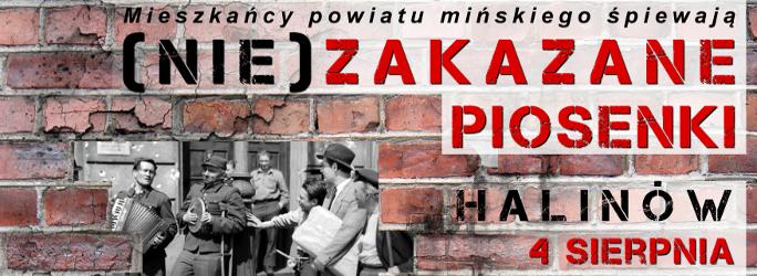 Mieszkańcy powiatu mińskiego śpiewają (NIE) ZAKAZANE PIOSENKI – 4 SIERPNIA 2019 r.