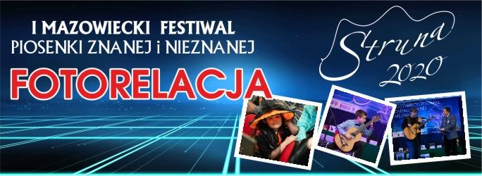 I Mazowiecki Festiwal Piosenki Znanej i Nieznanej – fotorelacja
